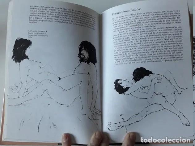 Libros: Literatura erótica. THE JOY OF SEX. GUIA ILUSTRADA DEL AMOR. por Alex Comfort - Foto 4 - 178997843