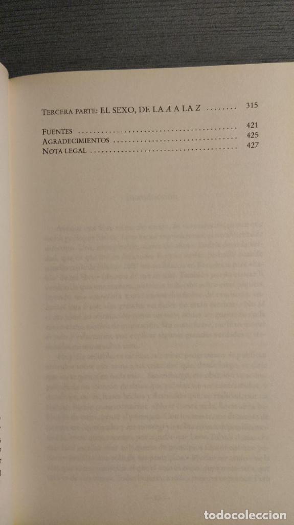 Libros: VERDAD Y MENTIRAS EN EL SEXO. EVA ROY EDICIONES B - Foto 8 - 189426968