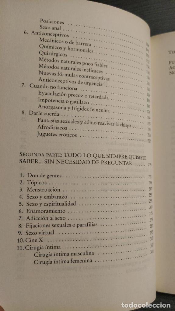 Libros: VERDAD Y MENTIRAS EN EL SEXO. EVA ROY EDICIONES B - Foto 9 - 189426968