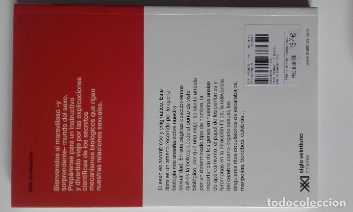 Libros: Sexo, drogas y biología, y un poco de rock´n roll. Diego Golombek - Foto 2 - 197159717