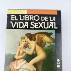 Libros: EL LIBRO DE LA VIDA SEXUAL LOPEZ IBOR. Lote 199302378