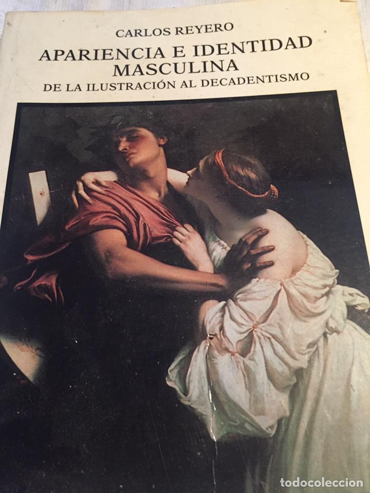 APARIENCIA E IDENTIDAD MASCULINA ENSAYOS ARTE Y CATEDRA (Libros Nuevos - Humanidades - Sexualidad)