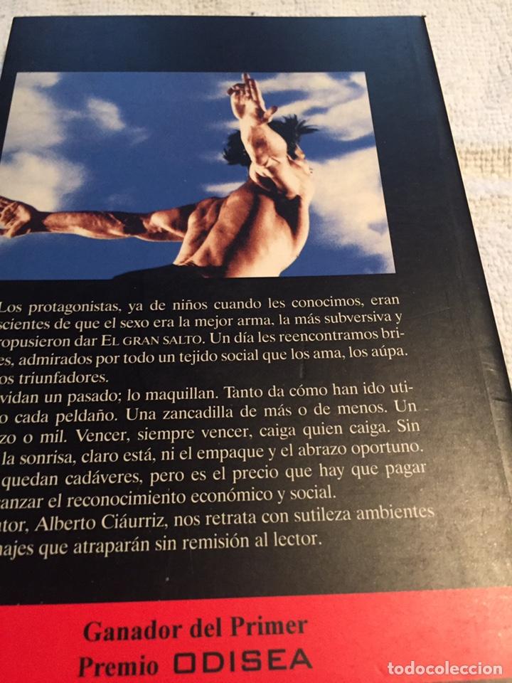 Libros: El gran salto ganador del primer premio - Foto 2 - 202000468