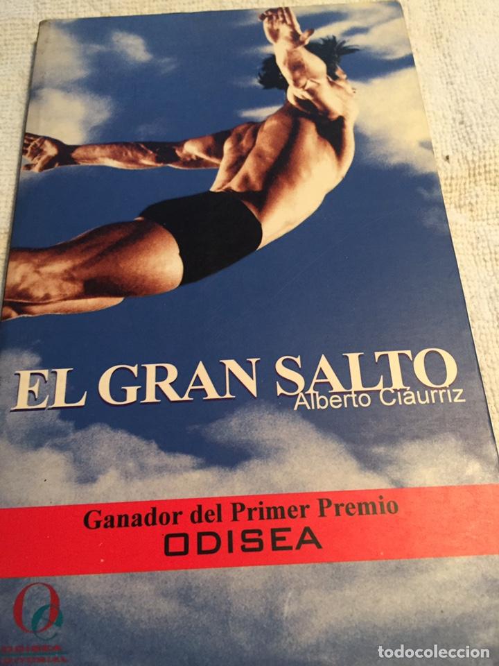 EL GRAN SALTO GANADOR DEL PRIMER PREMIO (Libros Nuevos - Humanidades - Sexualidad)