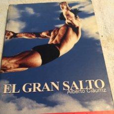 Libros: EL GRAN SALTO GANADOR DEL PRIMER PREMIO. Lote 202000468