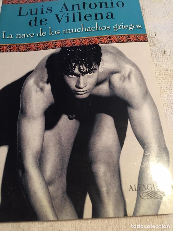 LA NAVE DE LOS MUCHACHOS GRIEGOS (Libros Nuevos - Humanidades - Sexualidad)