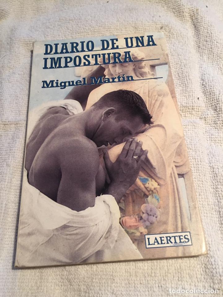 DIARIO DE UNA IMPOSTURA MIGUEL MARTIN (Libros Nuevos - Humanidades - Sexualidad)