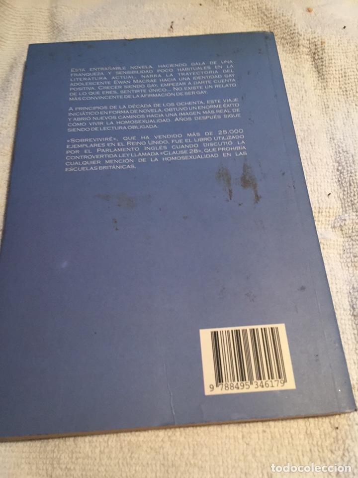 Libros: Sobreviviré David rees - Foto 2 - 202015227
