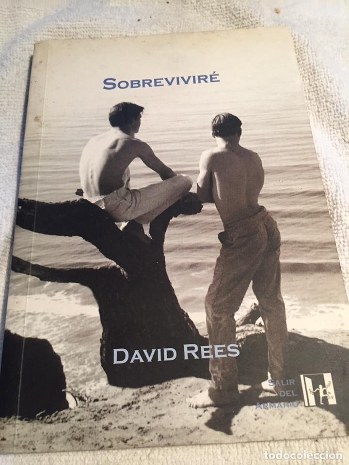 SOBREVIVIRÉ DAVID REES (Libros Nuevos - Humanidades - Sexualidad)