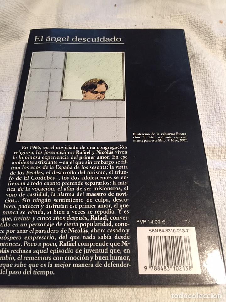 Libros: El ángel descuidado Eduardo mendicutti - Foto 2 - 202015745