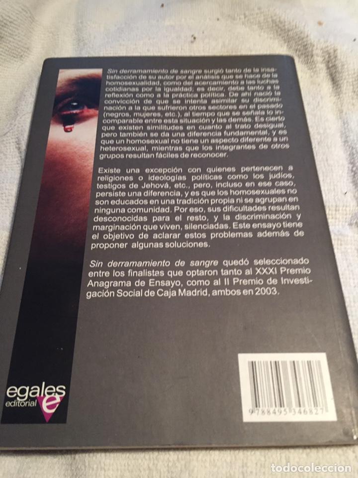 Libros: Sin derramamiento de sangre - Foto 2 - 202017780