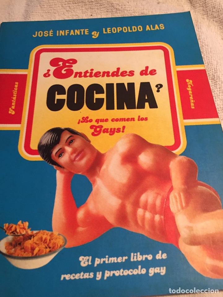 ENTIENDES DE COCINA (Libros Nuevos - Humanidades - Sexualidad)