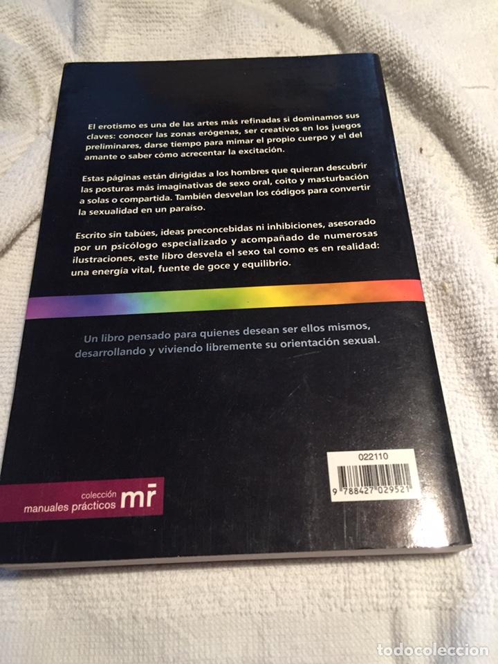 Libros: Kama sutura gay colección manuales practicos - Foto 2 - 202031312