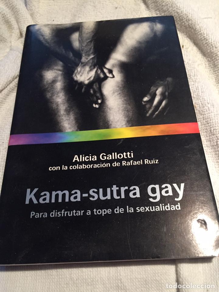 KAMA SUTURA GAY COLECCIÓN MANUALES PRACTICOS (Libros Nuevos - Humanidades - Sexualidad)