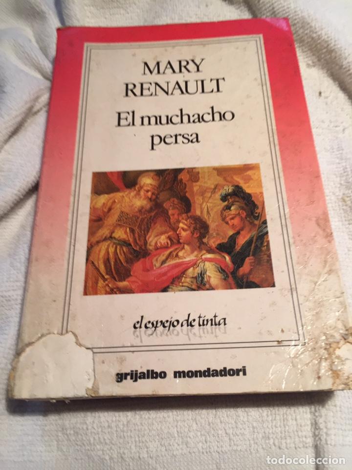 EL MUCHACHO PERSA MARY RENAULT (Libros Nuevos - Humanidades - Sexualidad)