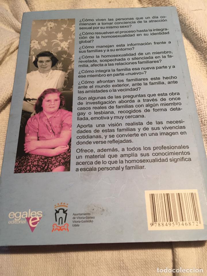 Libros: Homosexualidad secreto de familia - Foto 2 - 202032453