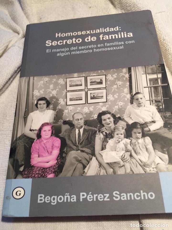 HOMOSEXUALIDAD SECRETO DE FAMILIA (Libros Nuevos - Humanidades - Sexualidad)