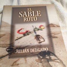 Libros: EL SABLE ROTO EDITORIAL CARENA. Lote 202032872