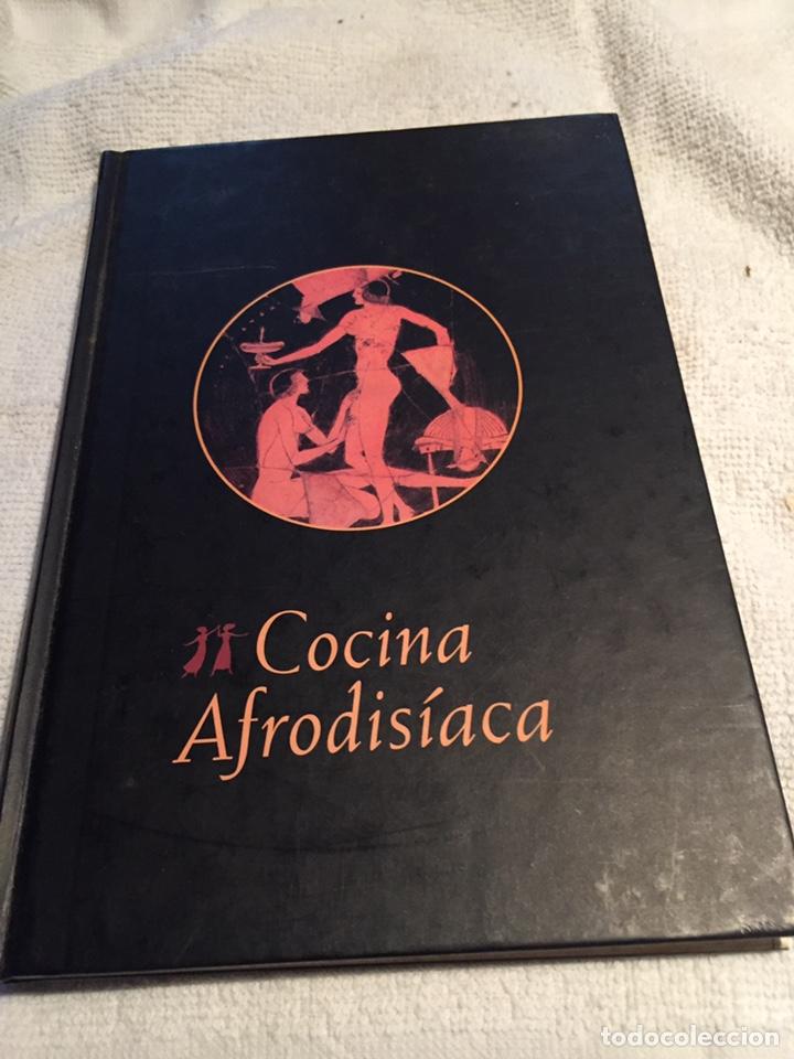 COCINA AFRODISÍACA (Libros Nuevos - Humanidades - Sexualidad)