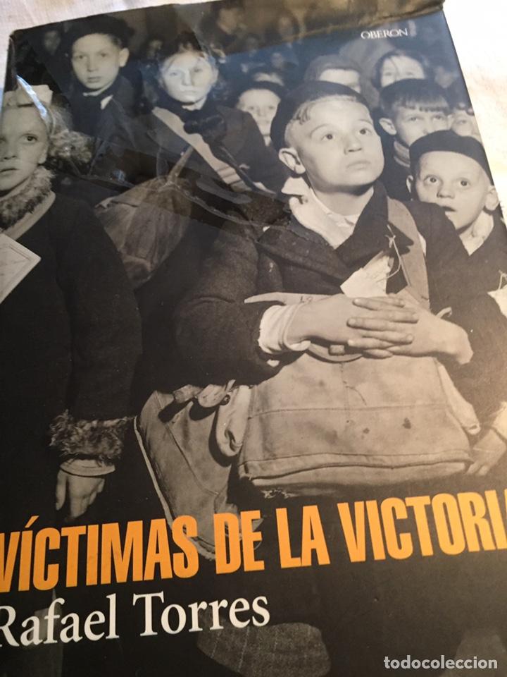 VICTIMAS DE LA VICTORIA RAFAEL TORRES (Libros Nuevos - Humanidades - Sexualidad)