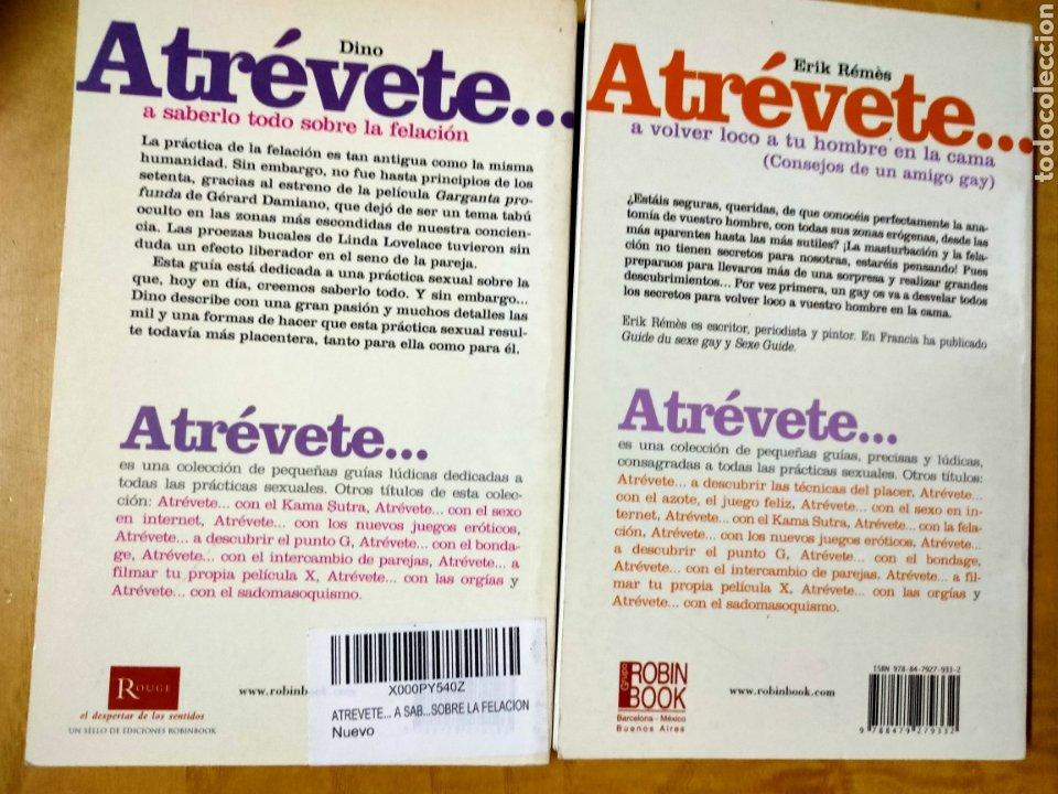 Libros: Atrévete libros sexología - Foto 8 - 202425813