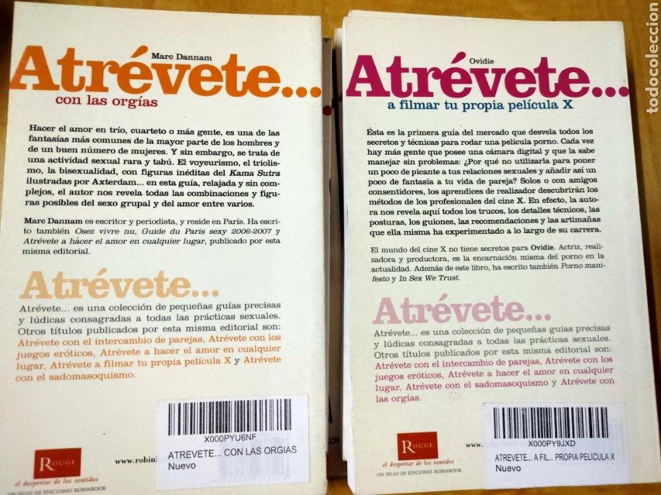 Libros: Atrévete libros sexología - Foto 10 - 202425813
