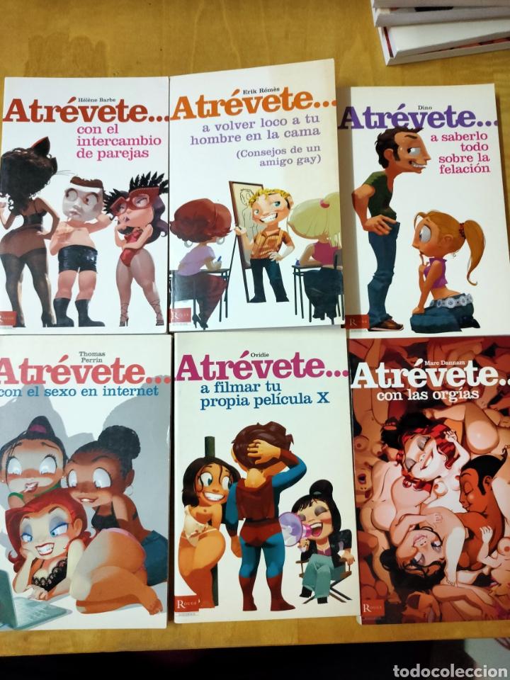 ATRÉVETE LIBROS SEXOLOGÍA (Libros Nuevos - Humanidades - Sexualidad)