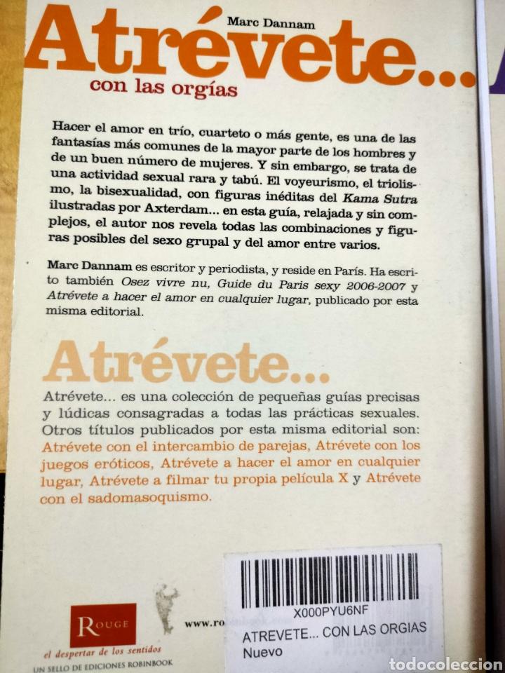 Libros: Libros Atrévete sexología - Foto 5 - 202426398