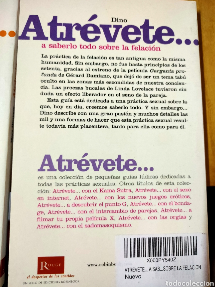 Libros: Libros Atrévete sexología - Foto 6 - 202426398