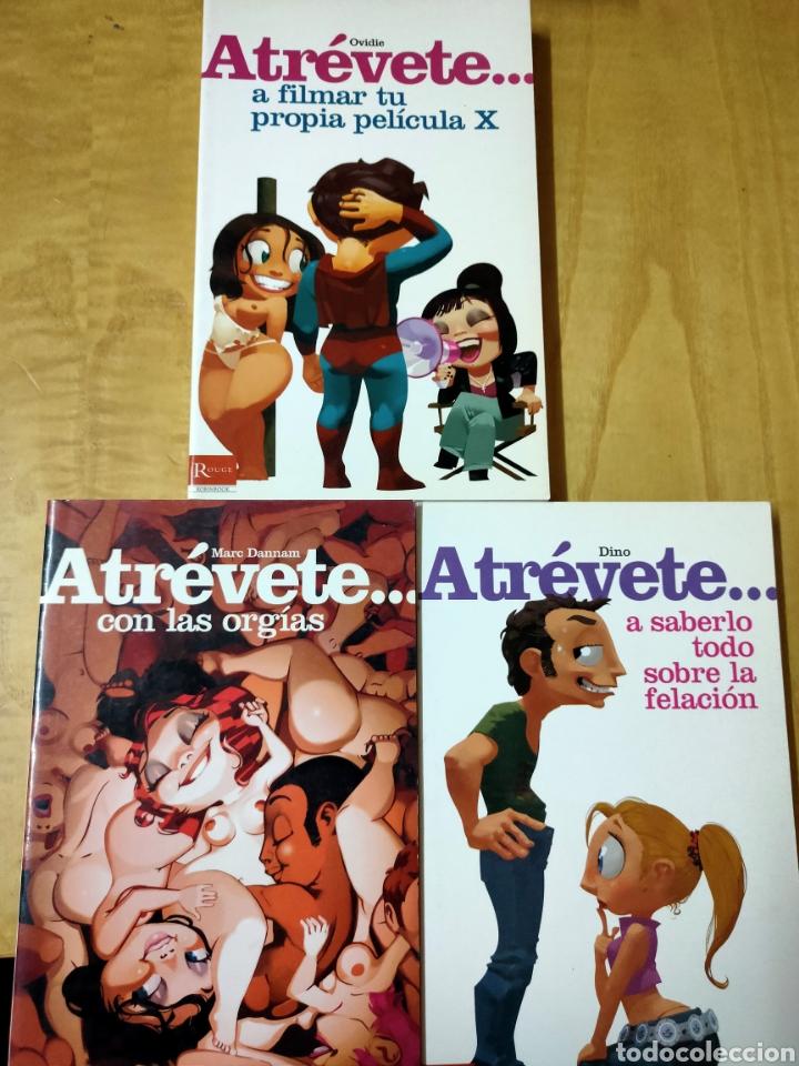 LIBROS ATRÉVETE SEXOLOGÍA (Libros Nuevos - Humanidades - Sexualidad)