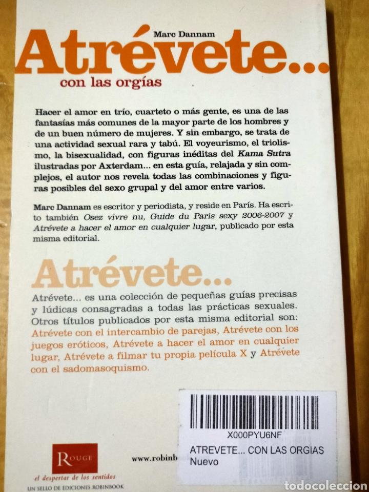 Libros: Atrévete libros sexología - Foto 3 - 202426658