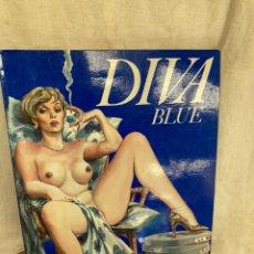 Livres: LIBRO DIVA BLUE 1986!. Lote 212943768