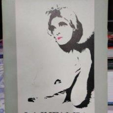 Libros: LA INFAMIA ORIGINARIA-LEA MELANDRI-FEMINISMO,EDITA HACER 1980,. Lote 215585933