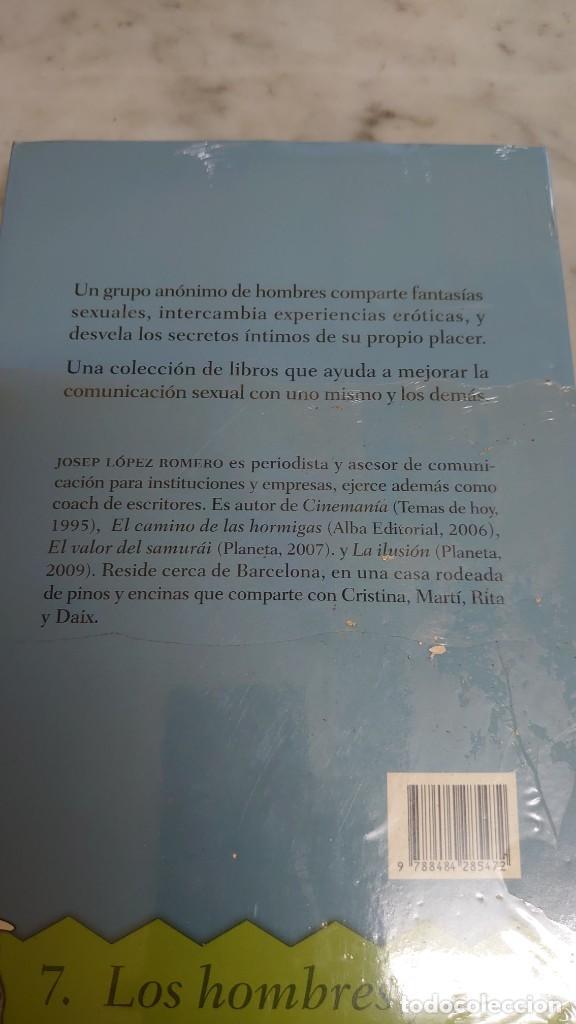 Libros: Prpm 42 Pornografia, el tamaño y la primera vez. Los hombres y el sexo. Josep López romero - Foto 2 - 222615480