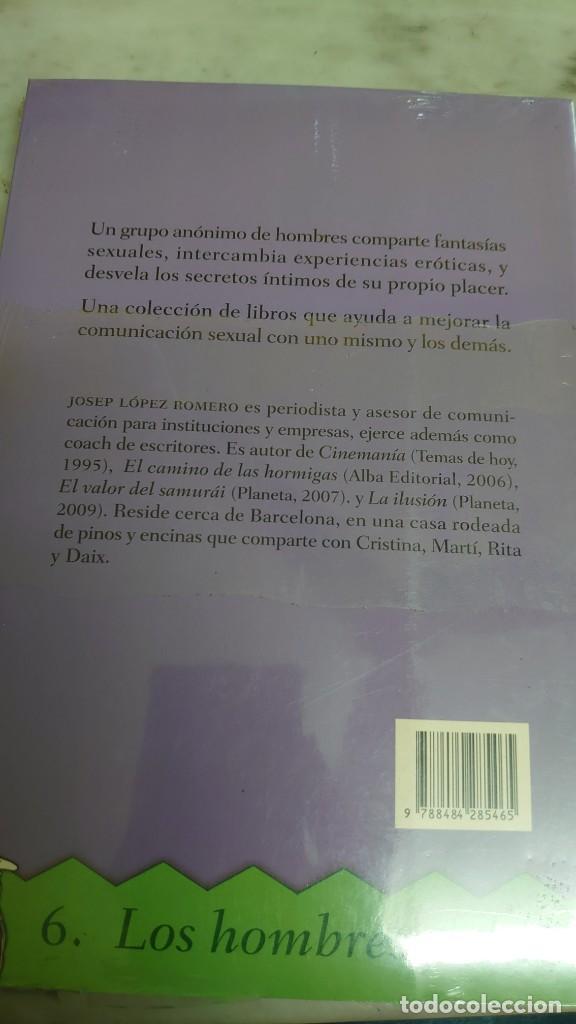 Libros: Prpm 42 precintado .Josep López romero. Orgasmos místicos vulgares y submarinos. - Foto 2 - 222615517