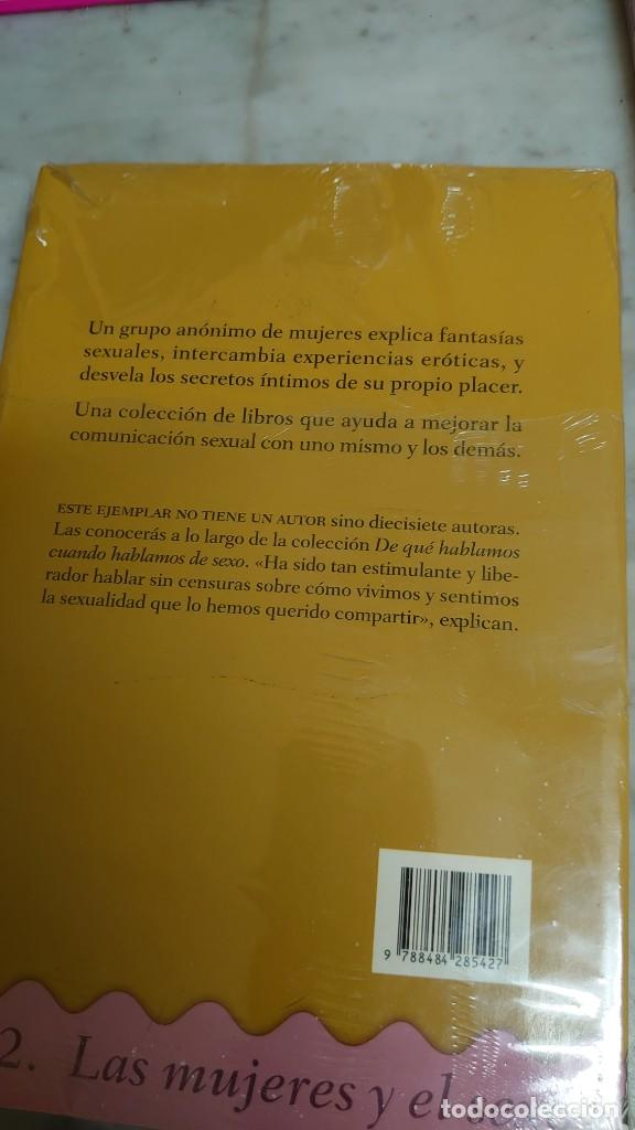 Libros: Prpm 42 precintado . Las mujeres y el sexo 2. El orgasmo preferencias en la cama y fantasías - Foto 2 - 222615551