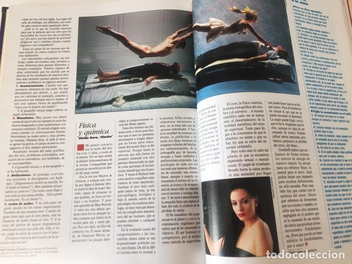 Libros: EL LIBRO DE LA SEXUALIDAD - ENCUADERNADO - 1ª EDICION - EL PAIS - 1991 - ¡MUY BUEN ESTADO! - Foto 4 - 248162520