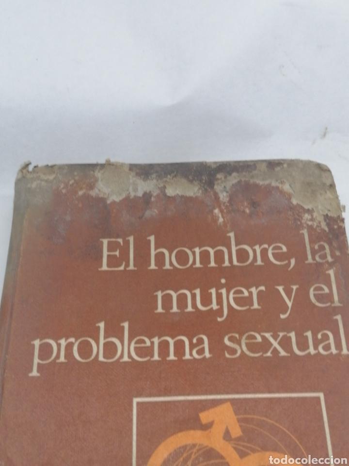 Libros: El hombre la mujer y el problema sexual - Foto 2 - 253915995