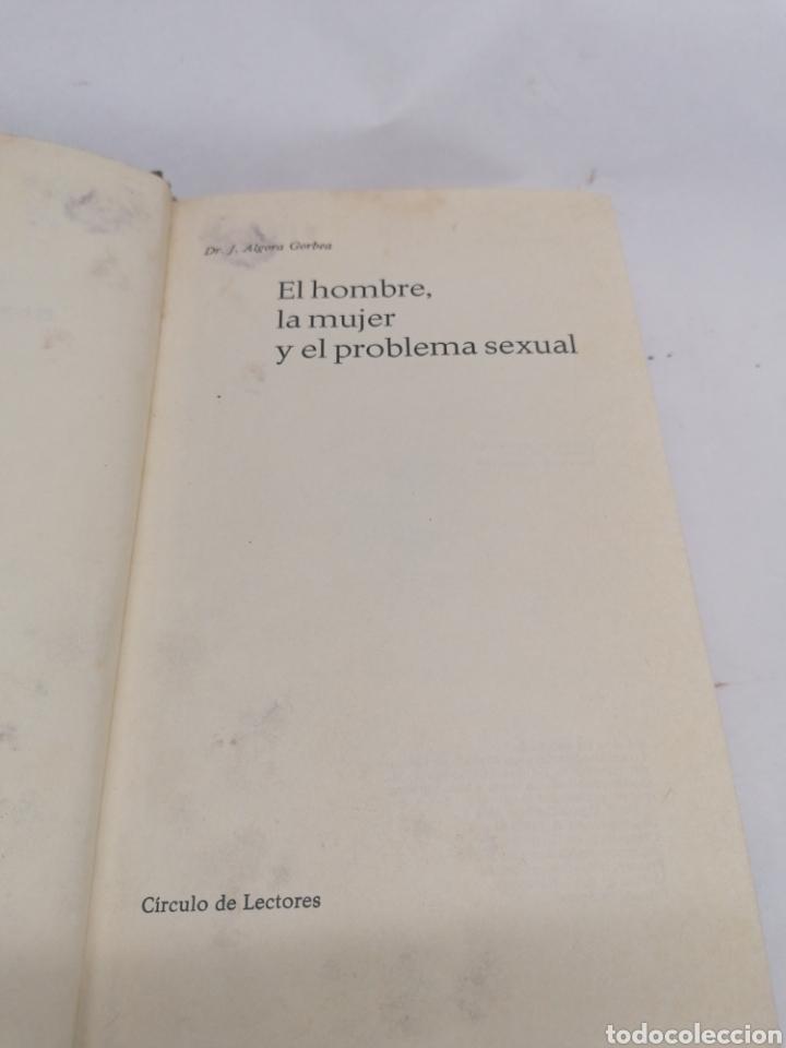 Libros: El hombre la mujer y el problema sexual - Foto 3 - 253915995
