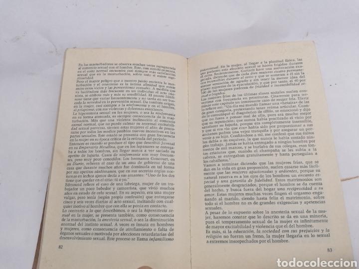 Libros: El hombre la mujer y el problema sexual - Foto 4 - 253915995