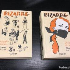 """Libros: LIBROS GUIA DEL BONDAGE EN INGLÉS """"BIZARRE"""". Lote 260419305"""