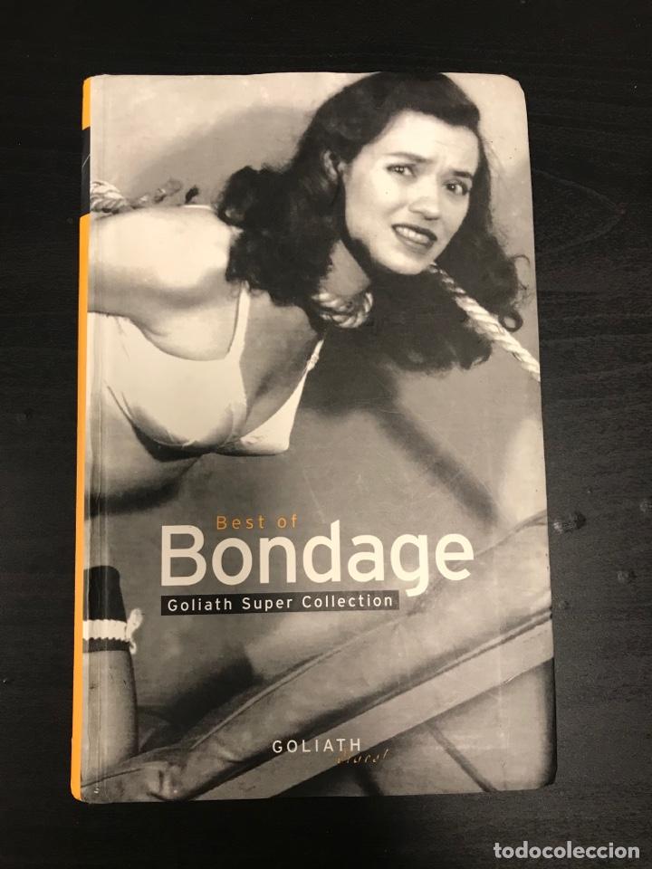 LIBRO ILUSTRACIONES DE BONDAGE COLECCIÓN GOLIATH (Libros Nuevos - Humanidades - Sexualidad)