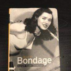 Libros: LIBRO ILUSTRACIONES DE BONDAGE COLECCIÓN GOLIATH. Lote 260419800