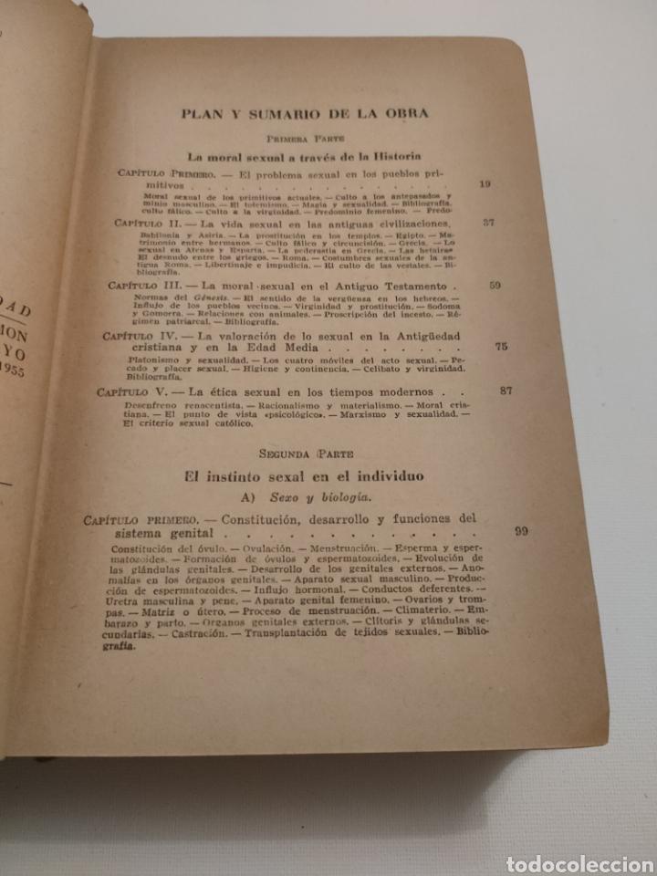 Libros: Tu vida conyugal. Hornstein - Faller - Streng. Quinta edición 1955. - Foto 7 - 261992700