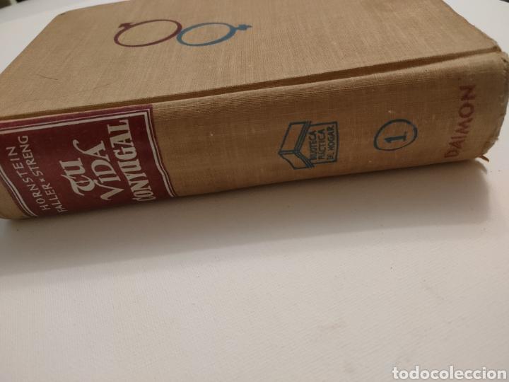TU VIDA CONYUGAL. HORNSTEIN - FALLER - STRENG. QUINTA EDICIÓN 1955. (Libros Nuevos - Humanidades - Sexualidad)
