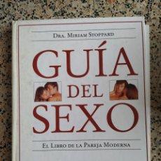Libros: GUÍA DEL SEXO. Lote 288153428