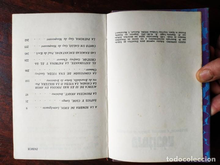 Libros: EROTICÓN. Antología de relatos galantes y amorosos 12 capitulos que desvelan misterios de la erotica - Foto 3 - 288973253