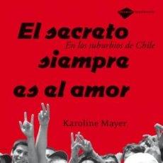 Libros: SOLIDARIDAD. EL SECRETO SIEMPRE ES EL AMOR - KAROLINE MAYER HOFBECK. Lote 44842042