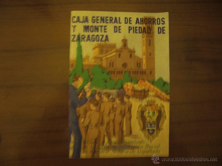 LA CASA DE ECONOMIA RURAL DE NUESTRA SEÑORA DE COGULLADA-ZARAGOZA 1955 (Libros Nuevos - Humanidades - Sociología)