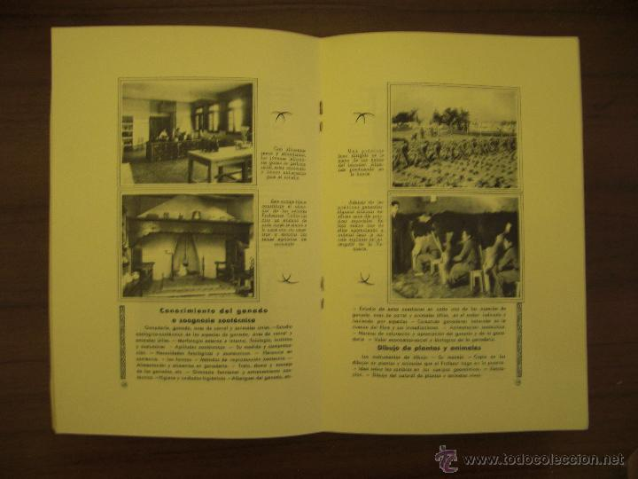 Libros: LA CASA DE ECONOMIA RURAL DE NUESTRA SEÑORA DE COGULLADA-ZARAGOZA 1955 - Foto 3 - 47992049
